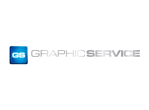 Logotipo empresa Graphic Service