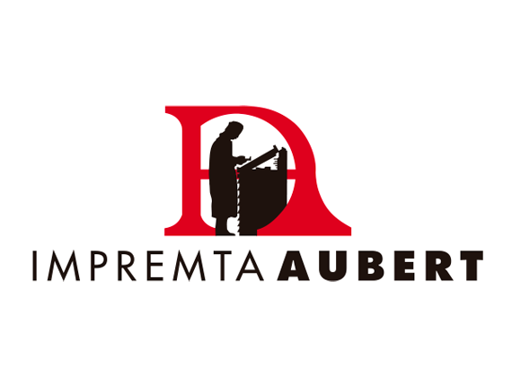 Logotipo Imprenta Aubert